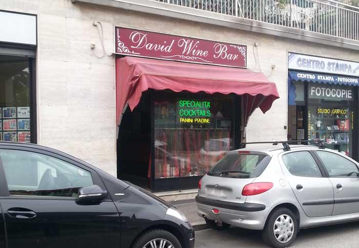David Wine Bar