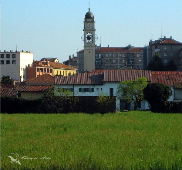 Bruzzano (da nord)