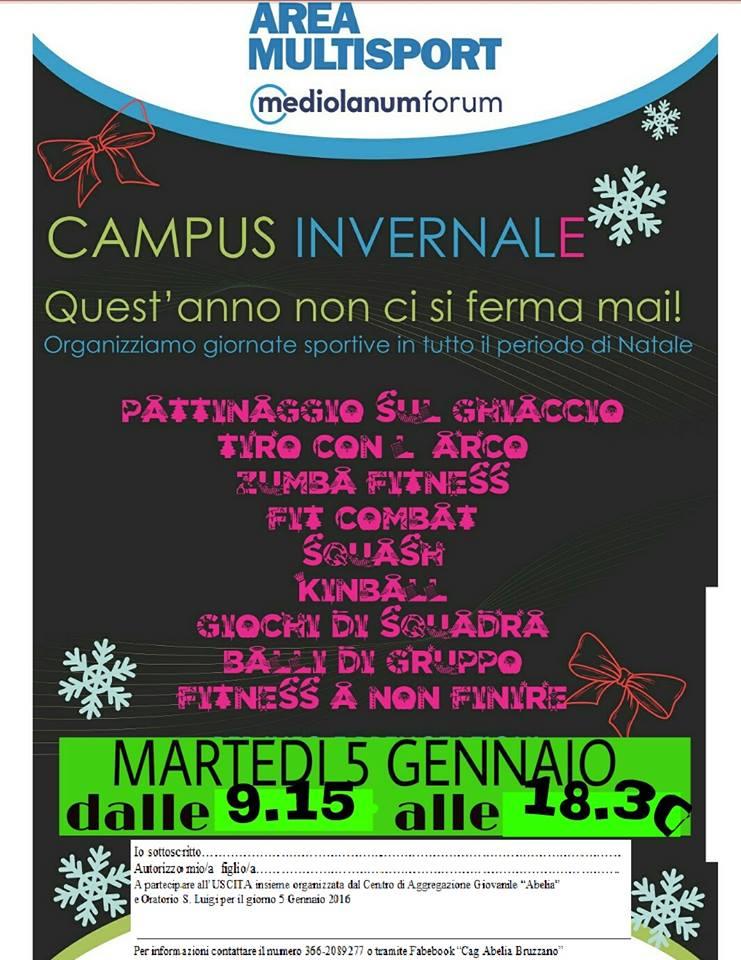 Campus invernale
